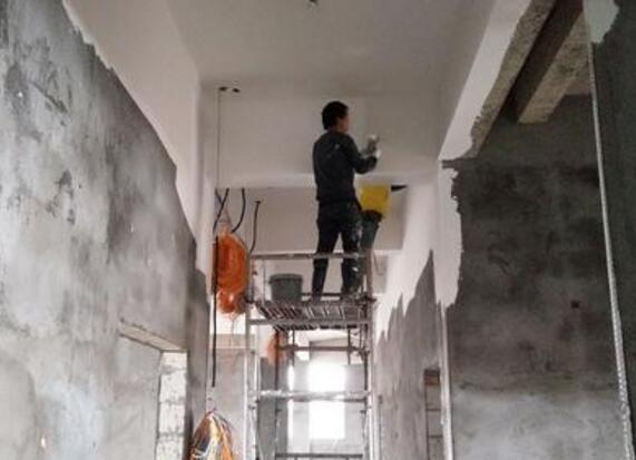 昆山油漆施工队